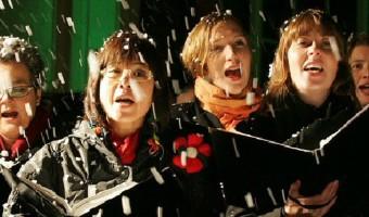 Who Wants to Go Christmas Caroling?