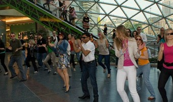 Would You Like to be in a Flash Mob?