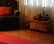 my yoga space
